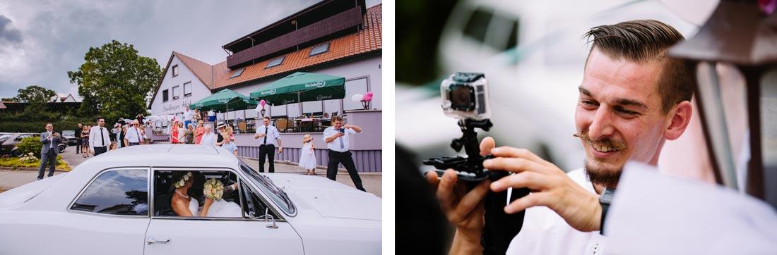 GoPro im Einsatz