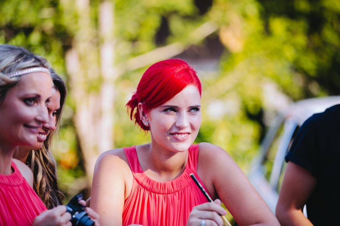 hochzeitsreportage rote haare