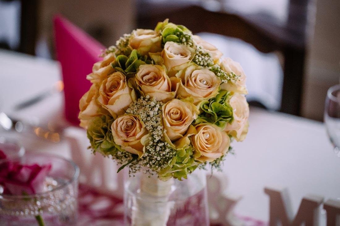 Blumenstrauss in der Vase