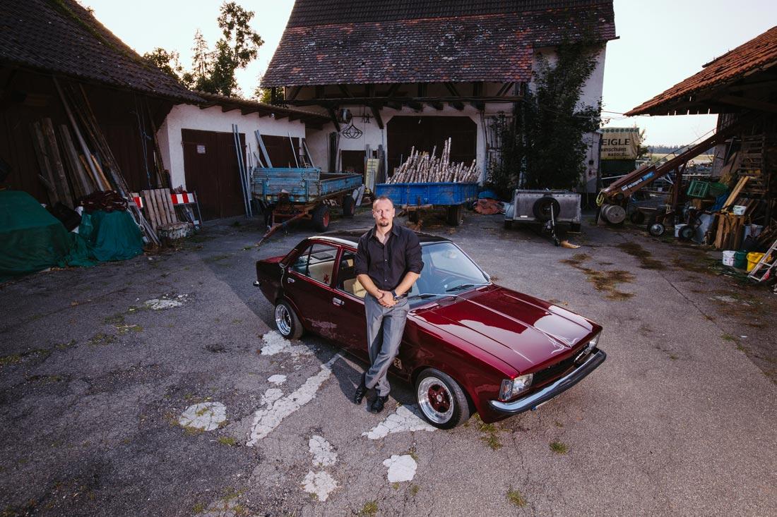 automobil fotografie opel