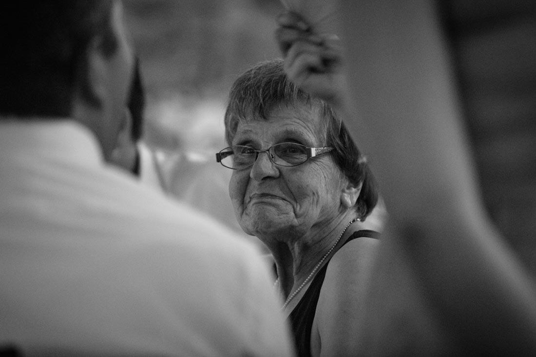 ältere Dame