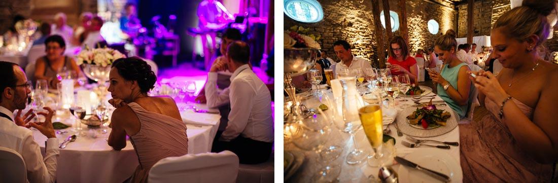 gäste und ihre smartphones