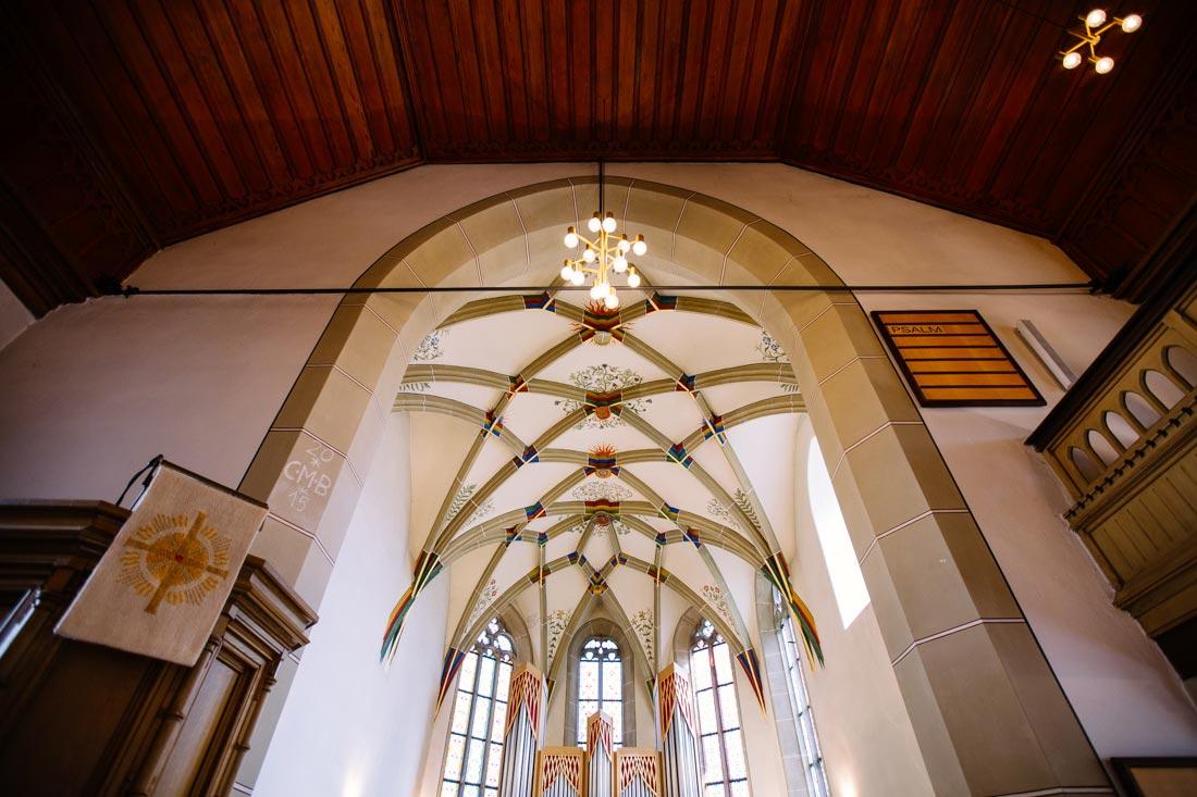 Kirche in rosswag