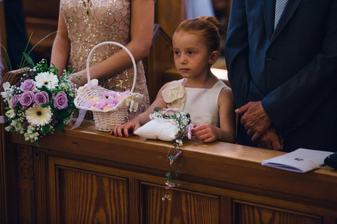 Kind mit den Ringen