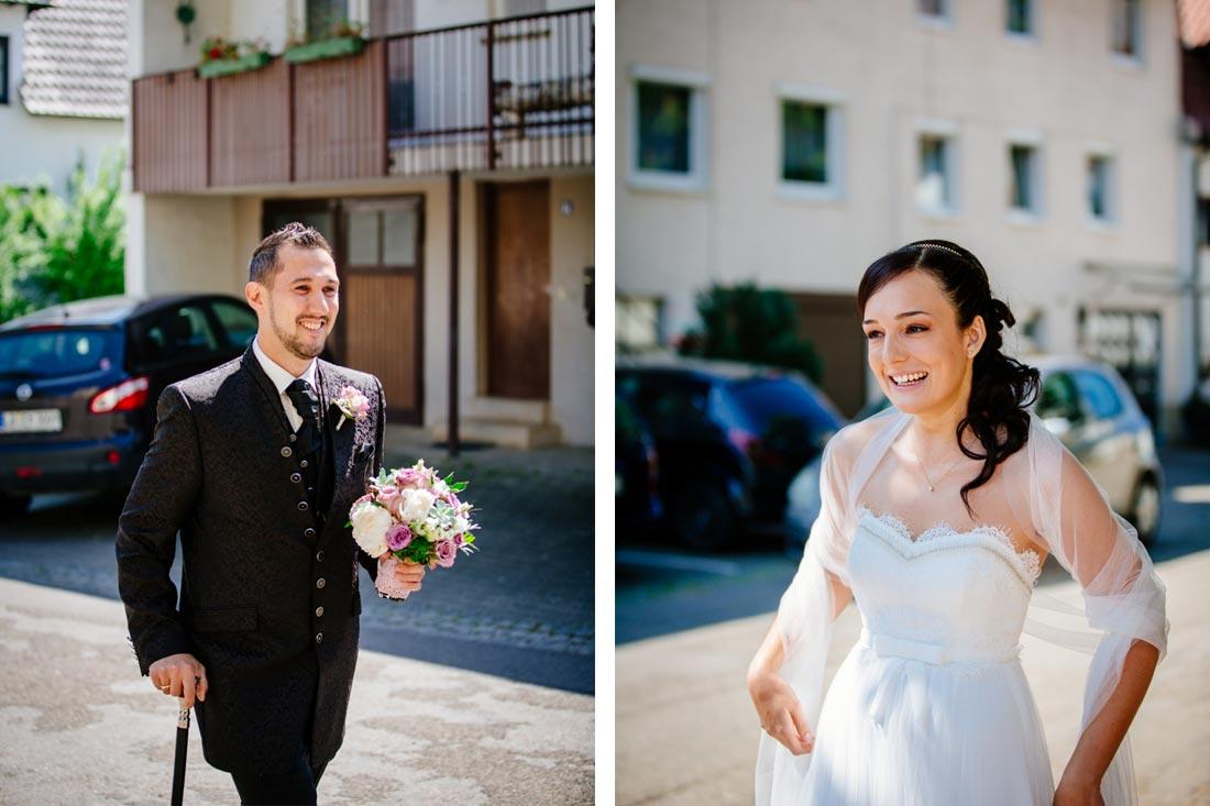 hochzeit brau tund bräutigam treffen sich