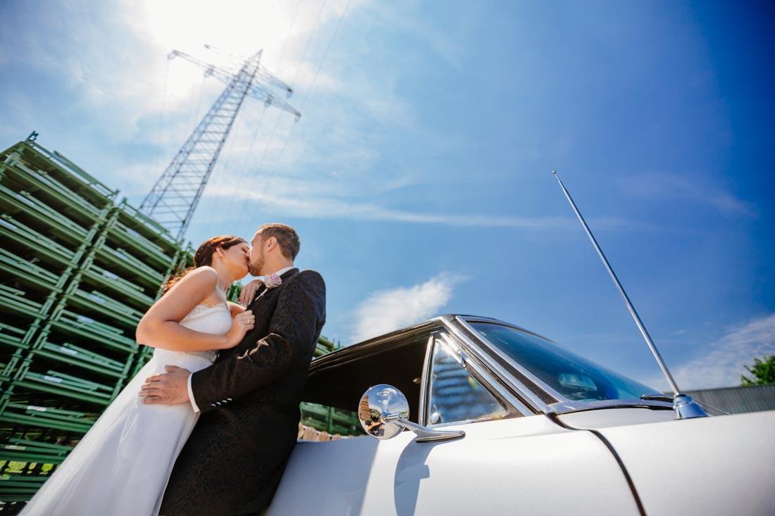 Paarshooting mit Chevrolet Camaro