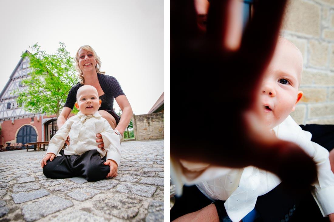 fotos spass mit kleinem mann