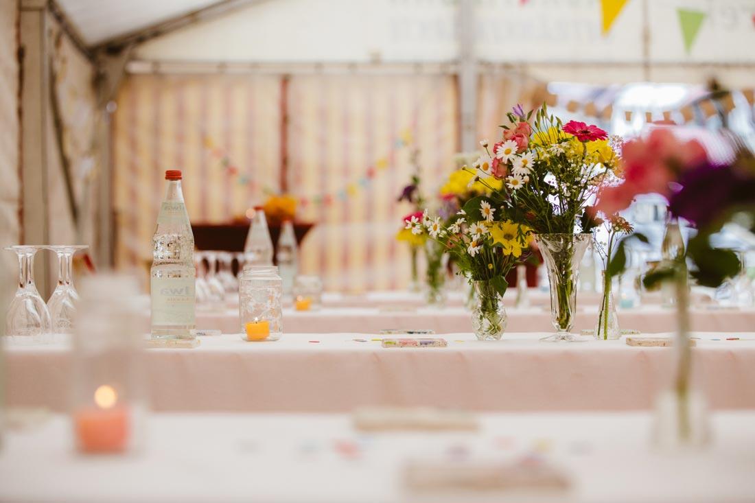 Blumendeko Hochzeit Sersheim