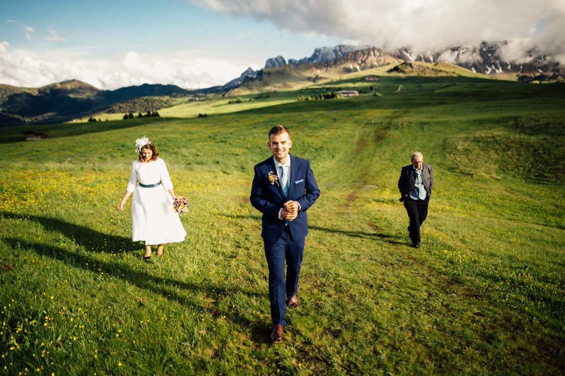 Destination Wedding Dolomiten