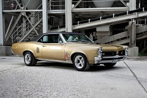 Pontiac GTO als Hochzeitsauto