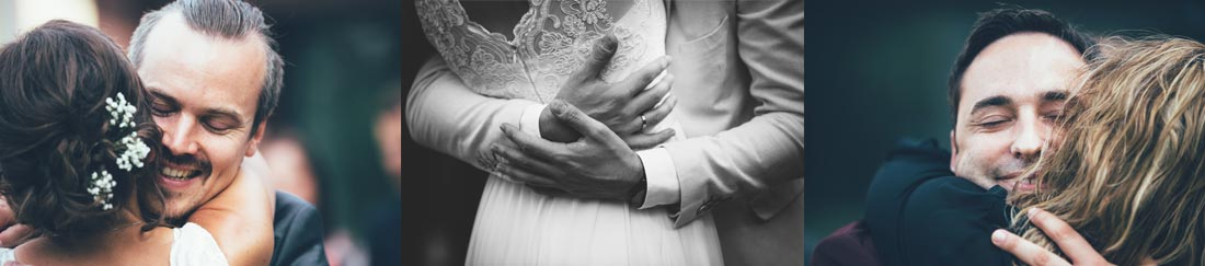 Glückwünsche an das Paar