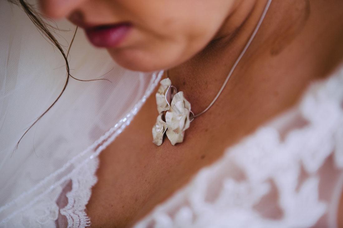 Halskette der Braut