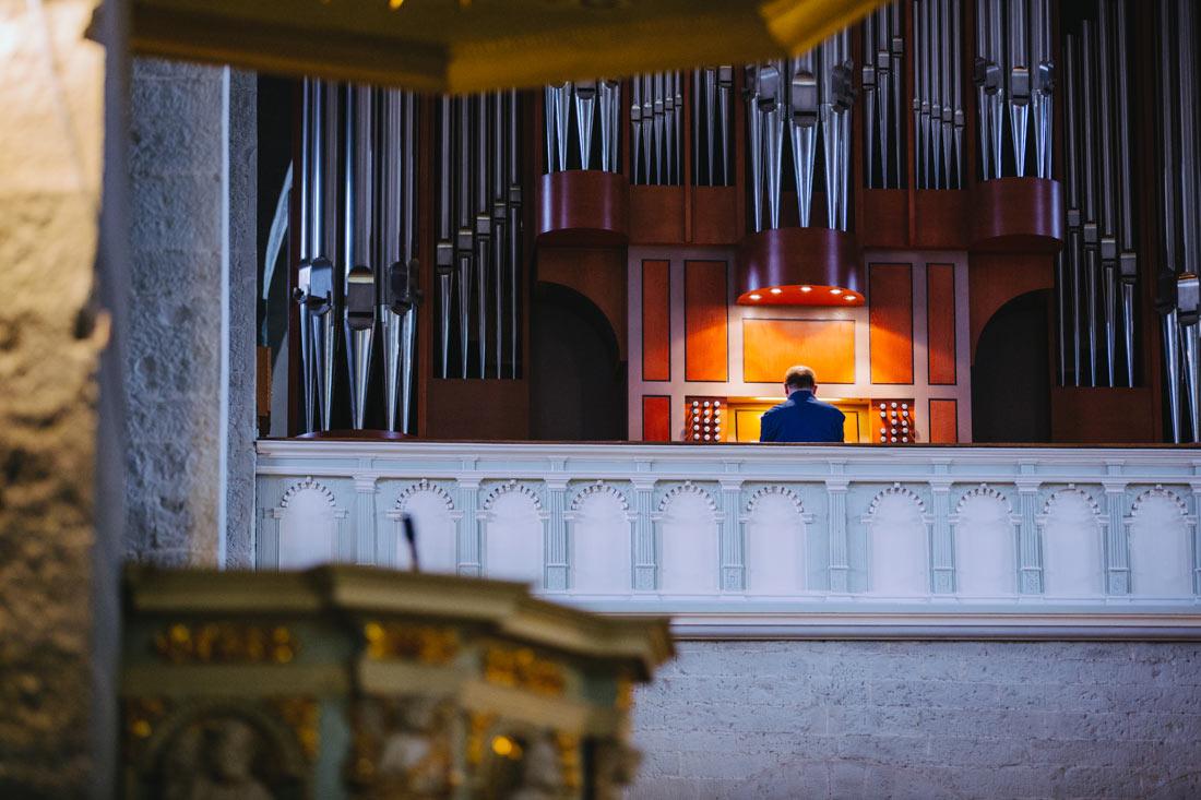 Orgel in der Kirchen von Soest
