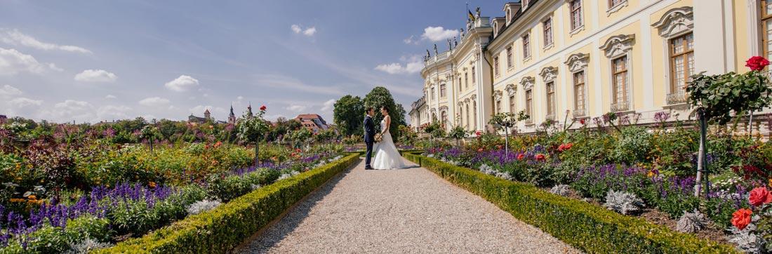 Wedding in Ludwigsburg