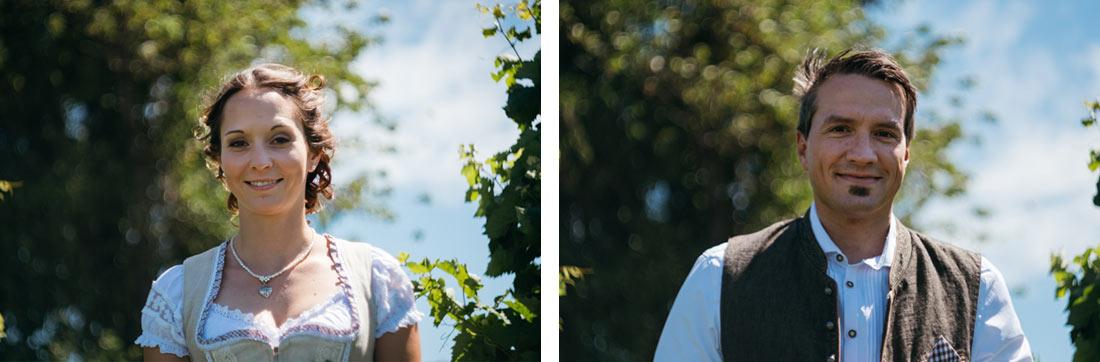 Portraits des Paares in Stuttgart