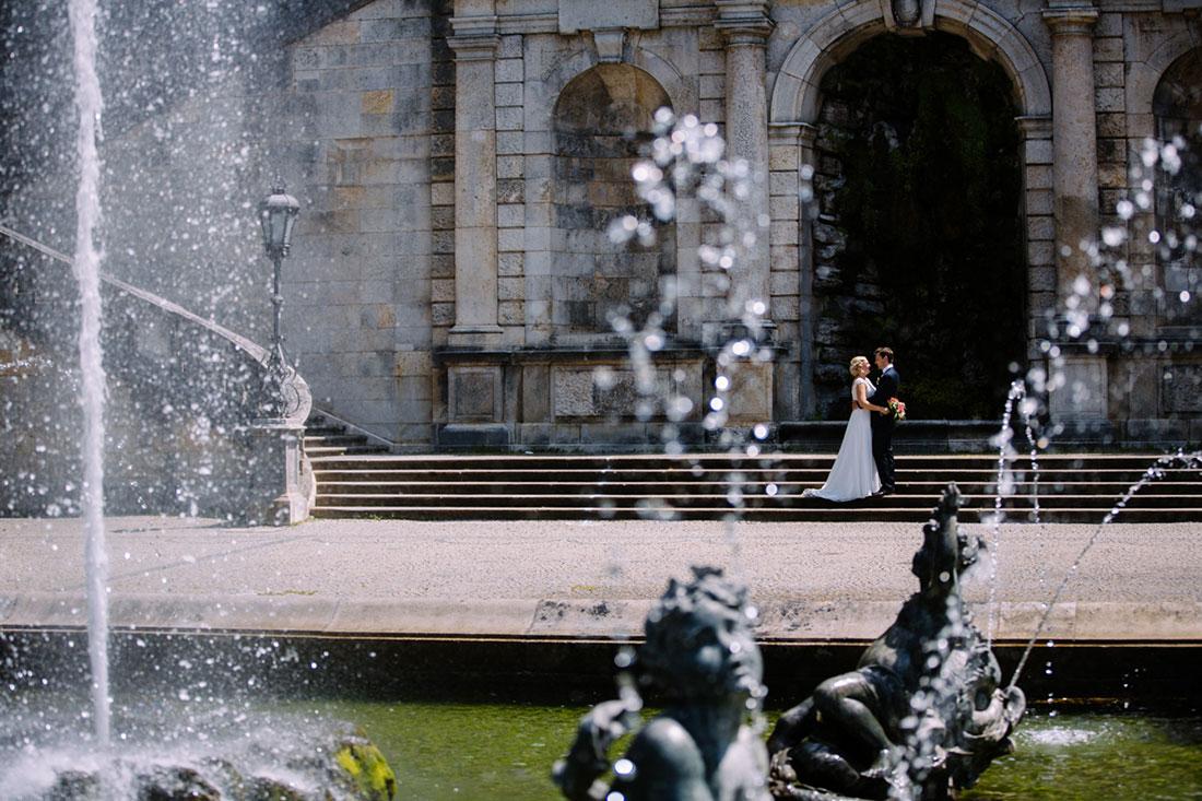 Hochzeitshooting in München