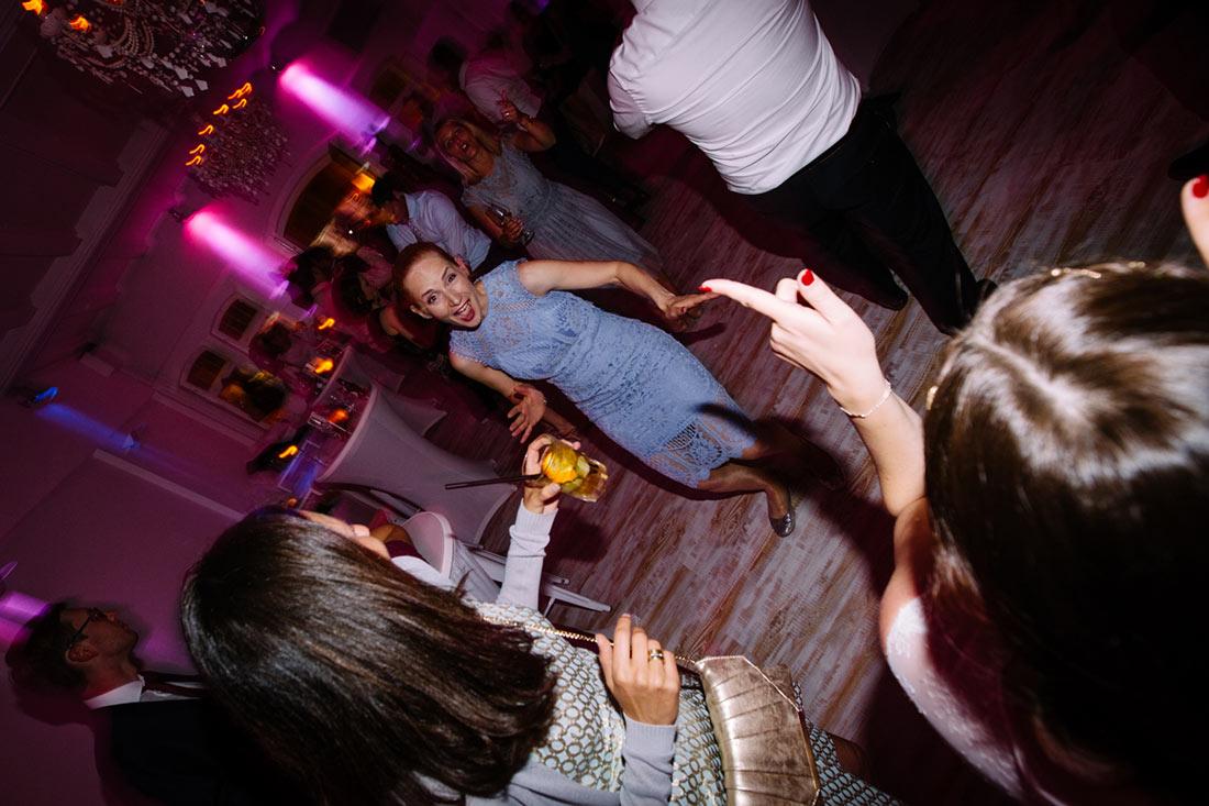 Yeeahhh! Tanzen!