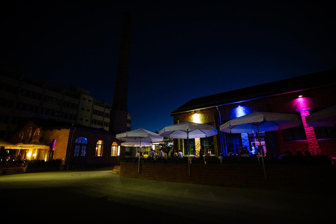 Nacht in Karlsruhe