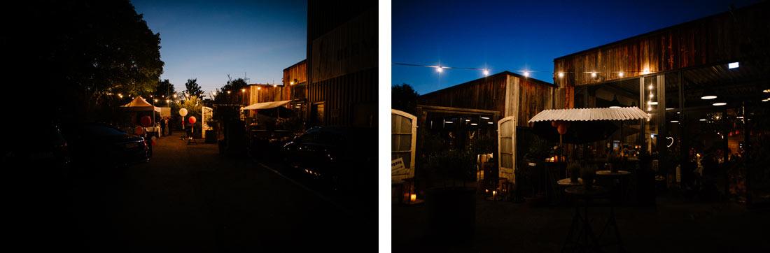 Gourmet Berner bei Nacht