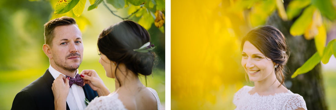 Herbstliche Portraits