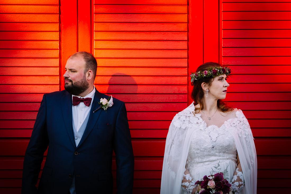 Cooles Hochzeitsfoto Bremen