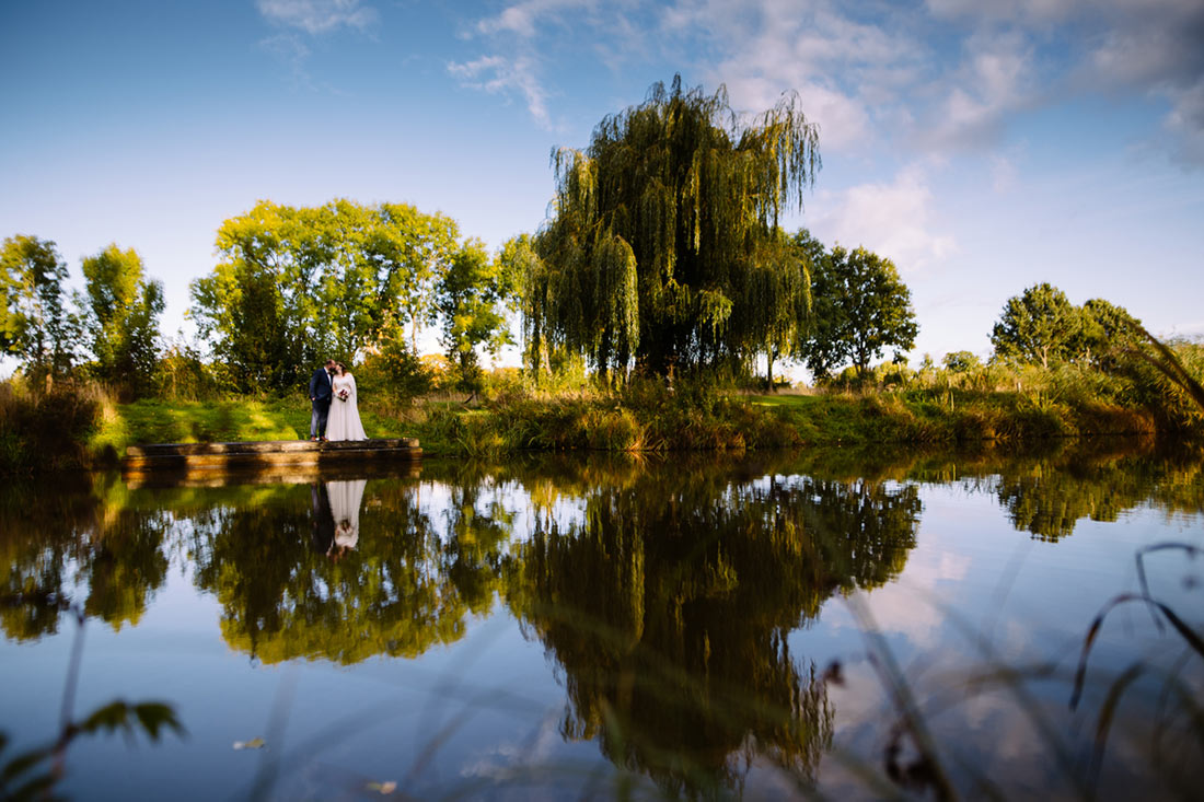 Hochzeitsfoto aus Norddeutschland